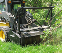 Magnum Systems Brush Mulching Attachments - Image