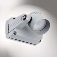 Trilux TLW Series Wall-Mounted Fixture - Image