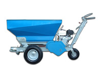 Ecolawn Self Propelled Top Dresser/Compost Spreader - Image
