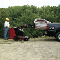 Toro TX Platform for Tracked Dingo Compact Utility Loaders - Image
