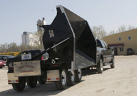 Contractor Series Side Dump Trailer - Image