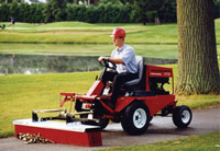 SweepEx Pro 720 broom attachment - Image