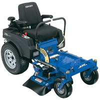 Dixon Black Bear ZTR Pro Series Mower - Image