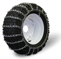 Universal Tire Chains - Image