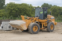 Case 621E Wheel Loader - Image