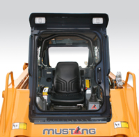 Mustang Pressurized Cab Option - Image