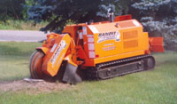 Bandit Model 2900 Stump Grinder - Image