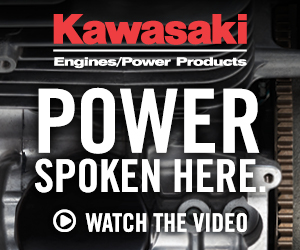 Kawasaki Motors Corp Power Spoken Here