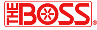 The BOSS Snowplow - Logo