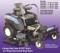 Sutech Stealth Z - Zero Turn Mower - Image
