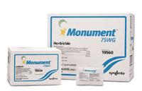Monument 75 WG Herbicide - Image