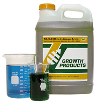 Growth Products Classic 18-3-6 Fertilizer with L-Amino Acids - Image