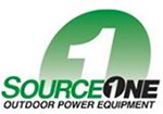 SourceOne Outdoor Power Equipment (PLUGR) - Logo