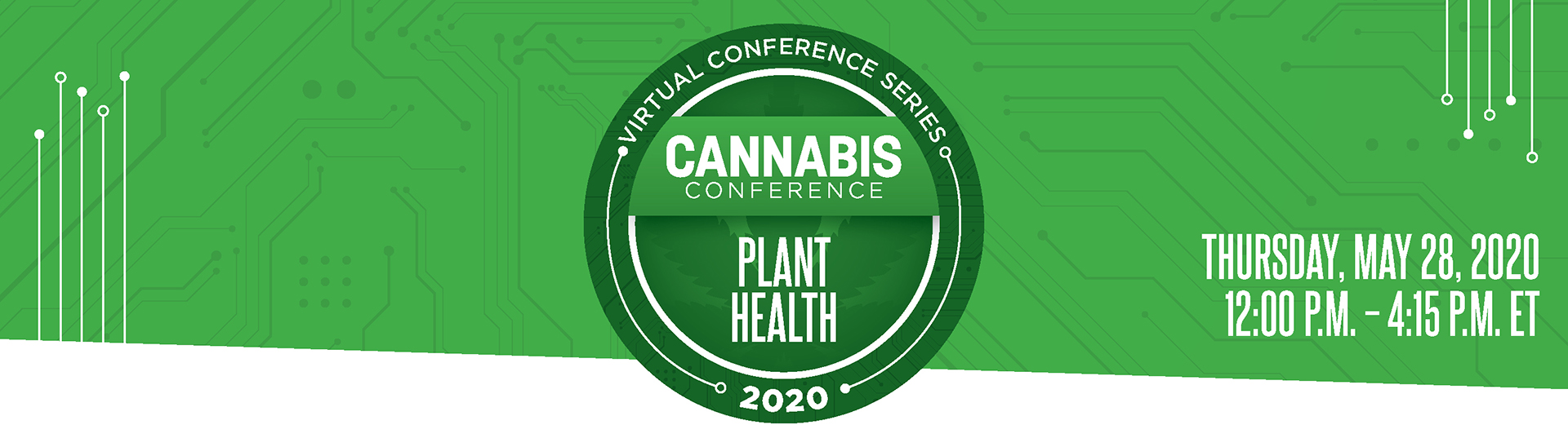 Cannabis Conference Plant Health