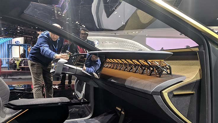 Detroit auto show launches (Photo Gallery) - Today's Motor