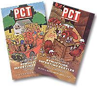 PCT Beetle Field Guide Set (Volume I & II) - Image