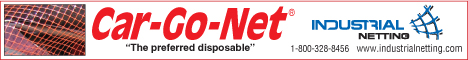 Industrial Netting Car-Go-Net Banner Ad
