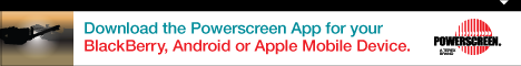 Powerscreen  Download the Powerscreen App Banner Ad