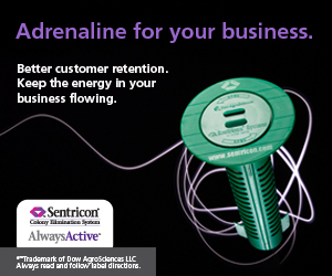 Dow AgroSciences Sentricon: Adrenaline Banner Ad