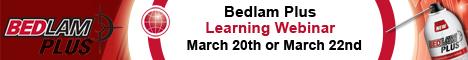 MGK Webinar - Bedlam Plus Banner Ad