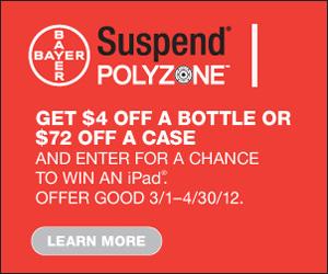Bayer Polyzone Banner Ad