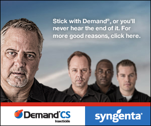 Syngenta Demand e-news Banner Ad