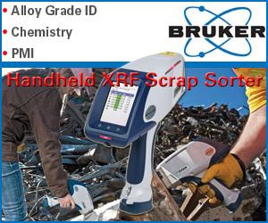 Bruker AXS Handheld Handheld XRF Scrap Sorter Prime Plus Ad