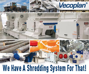 Vecoplan LLC WE Have A Shredding System For That! Prime Plus Ad