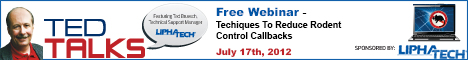 Liphatech Webinar Ted Talks Banner Ad