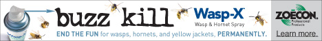 Central Life Sciences Wasp-X Banner Ad