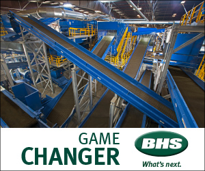 Bulk Handling Systems (BHS) Game changer e-news Prime Plus Ad