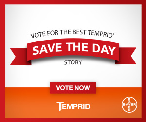 Bayer Temprid - Save the Day Banner Ad