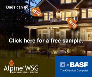 BASF Professional Pest Control Alpine WSG enews Banner Ad