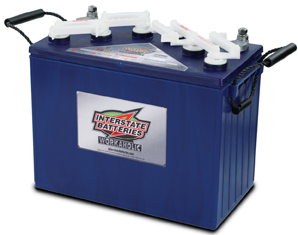 Batteries Volt on 12 Volt Deep Cycle Golf Car Batteries   Golf Course Industry