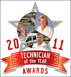 PCT Announces Service Technicians of the Year - Image