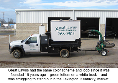 great lawn care names