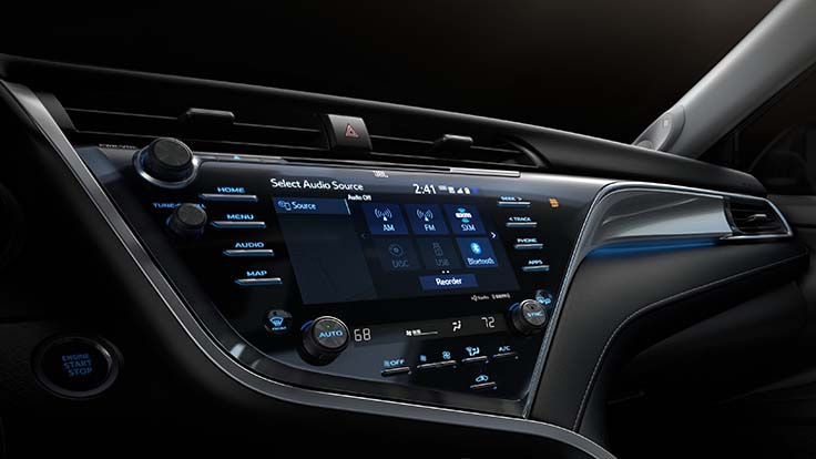 Toyota Adopts Open Source Software For In-Car Systems