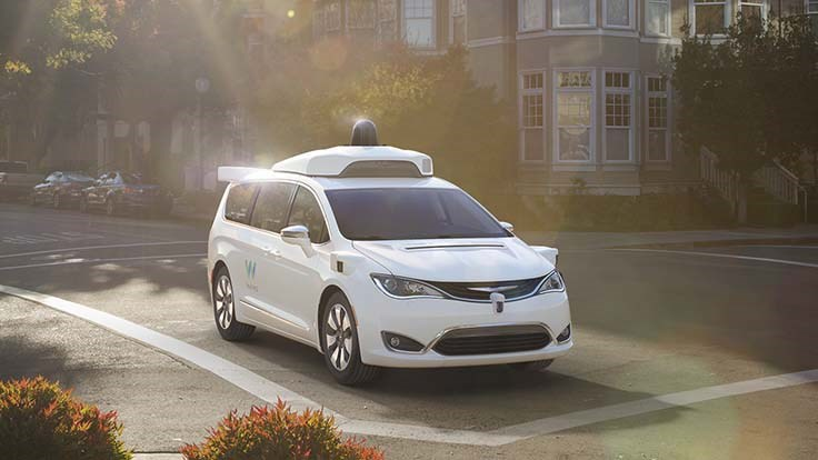 Self-driving ride hailing service to launch in Phoenix area