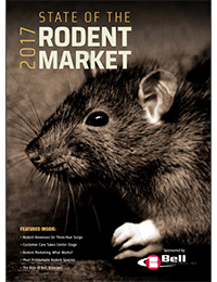 2017 State of the Rodent Market Cover
