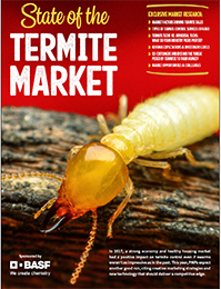 2018 State of the Termite Market Cover