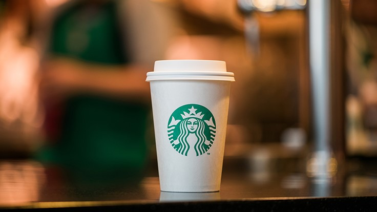 Starbucks forced to put cancer warning on products