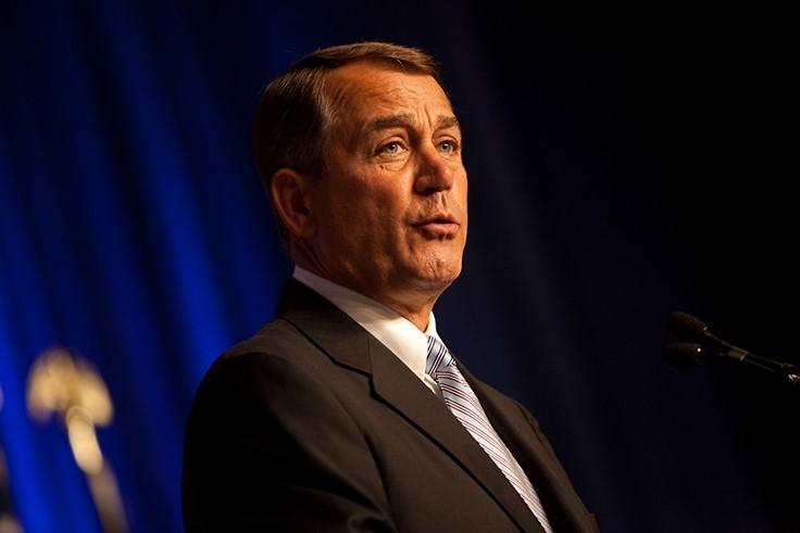 Former House Speaker Boehner says he will promote legalizing marijuana