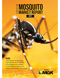 2017 State of Mosquito Management Market Cover