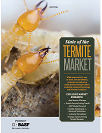 2017 State of the Termite Market Cover