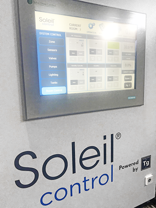 Urban Gro Launches Soleil Technologies Portfolio Of High