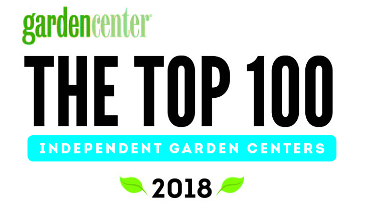 Top 100 independent garden centers