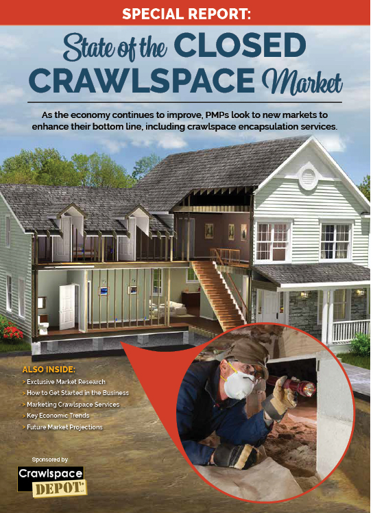 2018 State of the Closed Crawlspace Market Cover