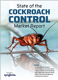 2018 State of the Cockroach Market Cover