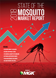 2018 State of the Mosquito Market Cover