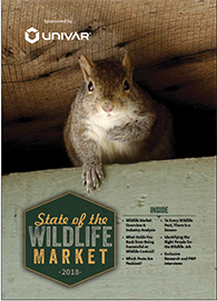 2018 State of the Wildlife Market Cover